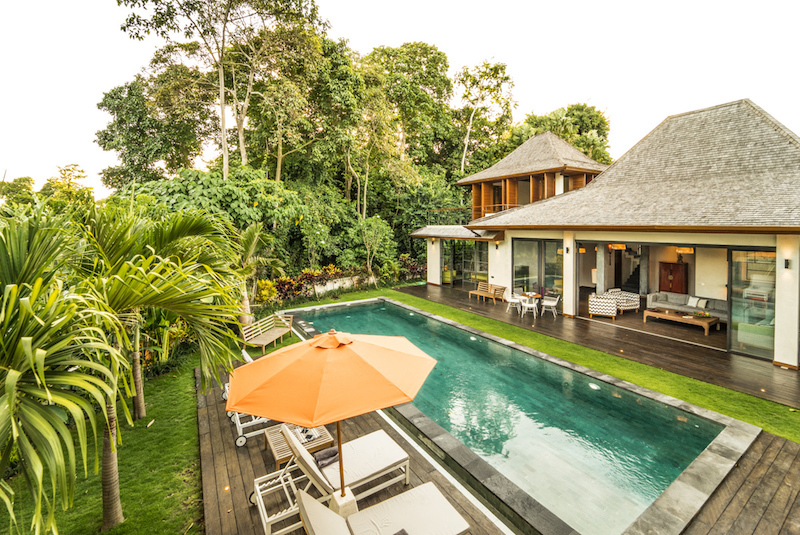 Photo de VILLA FLORE à Bali