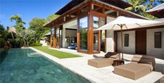 Location de villa à Bali